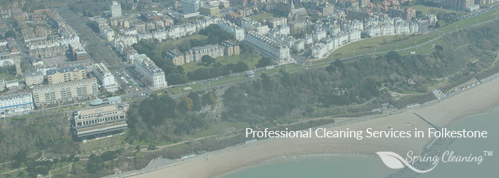 Folkestone cleaners