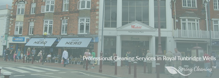 Royal Tunbridge Wells cleaners