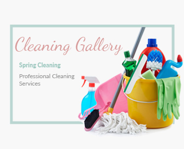 Cleaning Gallery