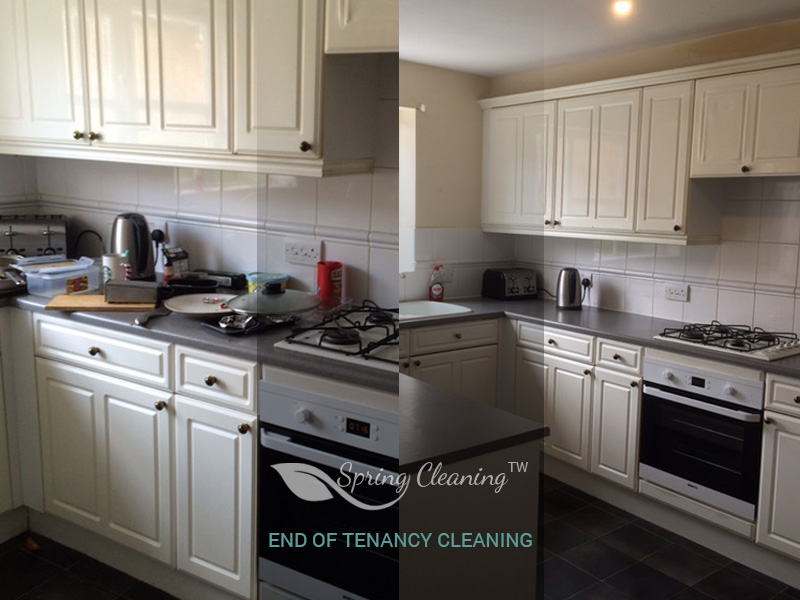 End of Tenancy Cleaning cleaners
