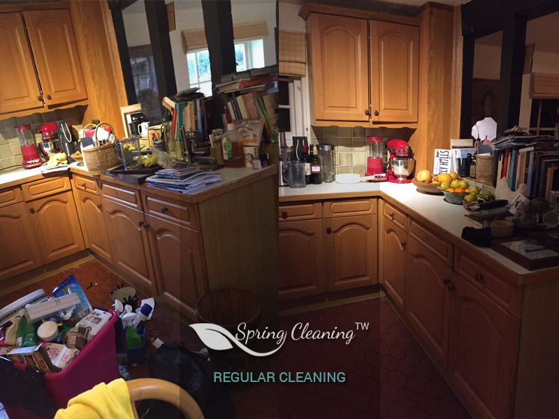 Regular Cleaning cleaners