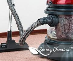 How to prepare for professional carpet cleaning at home