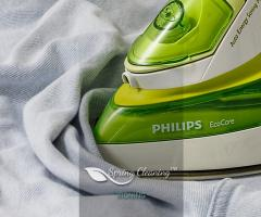 image of Ironing