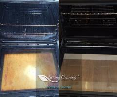 Oven Cleaning cleaners